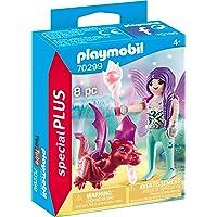 Playmobil Fée avec bébé Dragon Multicolor 70299