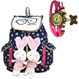 TrendyAge Stylish College Backpacks for Girls New Designer Backpack Girls, Stylish Designer Backpack Ladies, Top Bags for Gir