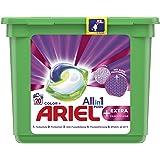 Ariel Środek piorący do pods All-in-1, środek piorący, ochrona kolorów + ekstra pielęgnacja włókien, 20 prań