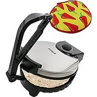 Machine à Roti 10 pouces de StarBlue chauffe-rôti GRATUIT- machine fabrication de Chapati, Tortilla, Roti AC 220-240V 50…