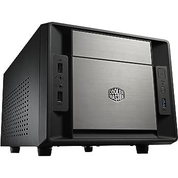 Cooler Master Elite 120 Advanced Computer Case 'Mini-ITX, USB 3.0, Mesh Side Panel' RC-120A-KKN1