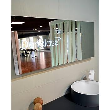 Duriglass spiegel mit smart tv von 24 zoll 61 cm x for Spiegel mit tv