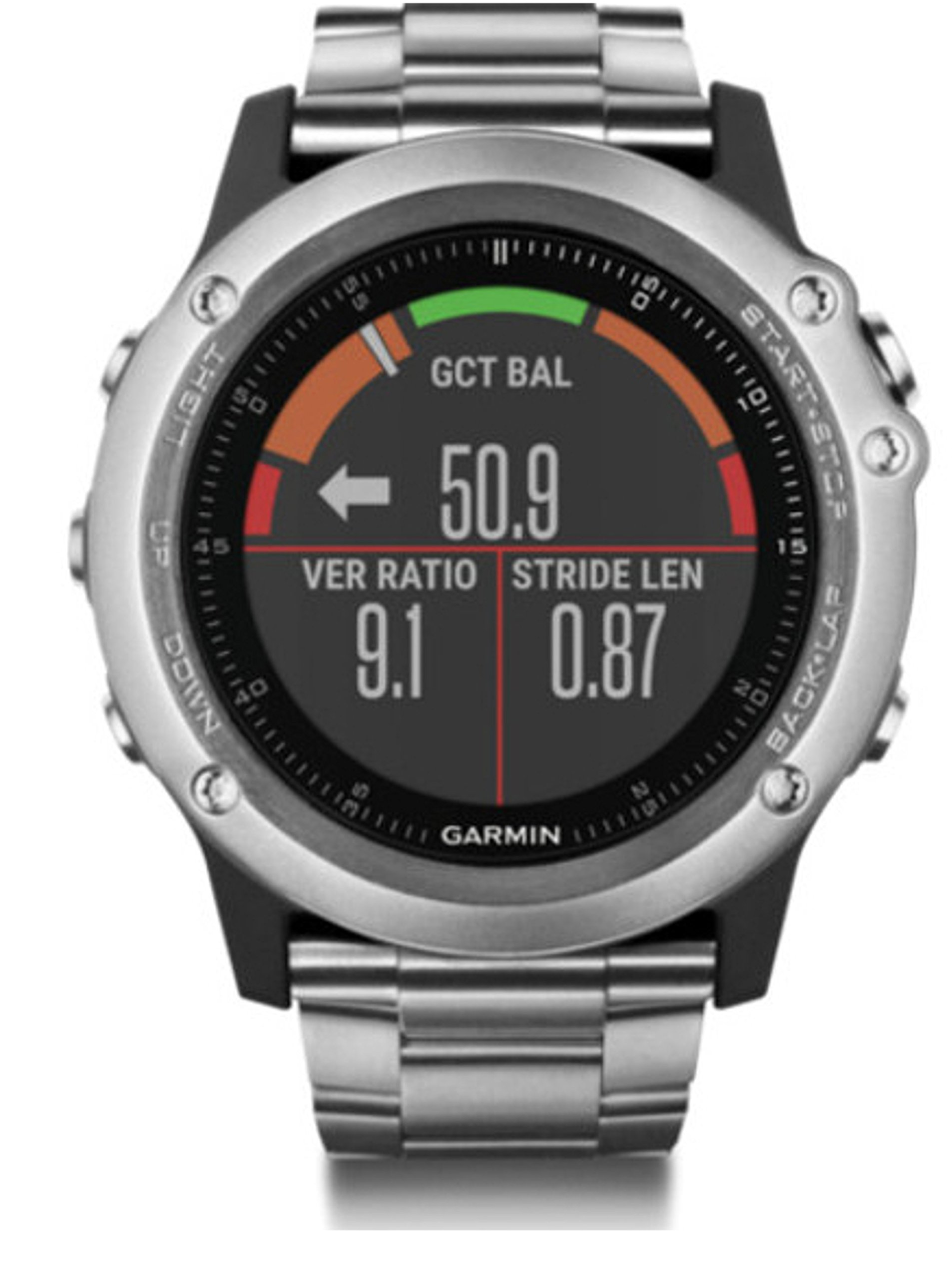 Garmin Fenix 3 HR Smartwatch GPS Multisport, Sensore Cardio al Polso, Display a Colori, Altimetro e Bussola, Nero/Grigio 2 spesavip