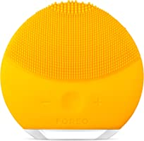 Foreo Luna Mini 2 Facial Cleansing Brush Sunflower Yellow