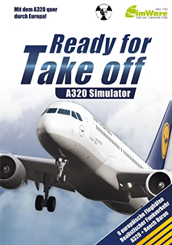 Ready for Take off - A320 Simulator [PC Code - Steam] (Flugzeuge Simulator)
