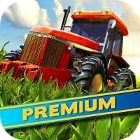 Fun 3D Tractor Driving Game Premium