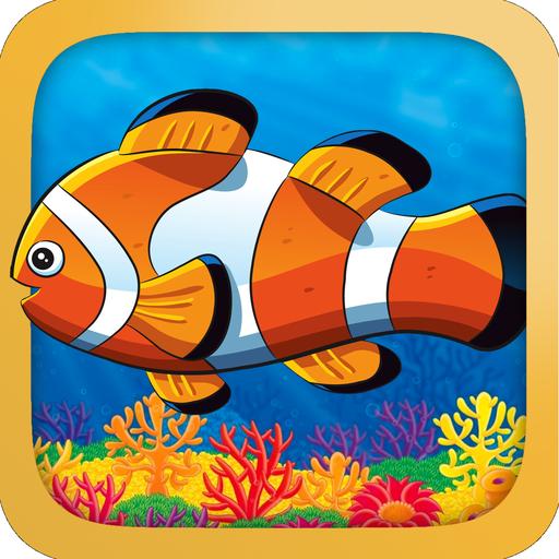 Lustige Meeresbewohner - Dot To Dot für Kinder und Kleinkinder - Zahlen lernen