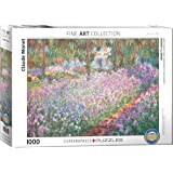 Eurographics 1000 delar – Monets Garten hos Giverny