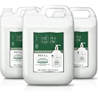 Baylis & Harding Jasmine and Apple Blossom Anti-Bacterial Hand Wash 2 Litre Refill (Pack of 3, total 6 litres)