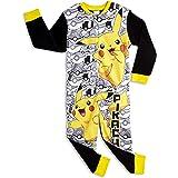 Pokèmon Onesie para Niños   Mono Infantil con Personaje Mono PJ Todo En Uno con Pikachu Y Pokeball   Pikachu Onesie Pijama  