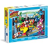 Puzzle Mickey and the Roadster 30