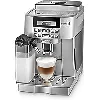 De'Longhi Magnifica S Cappuccino ECAM 22.366.S Kaffeevollautomat (Digitaldisplay, integriertes Milchsystem, Cappuccino…