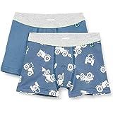 Sanetta Shorts Im Doppelpack Blau Bxer para Niños