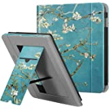Fintie Hoes voor Kobo Libra H2O / Tolino Vision 5 7-inch eReader - Premium PU Leather Stand Case Protective Cover met Card Sl