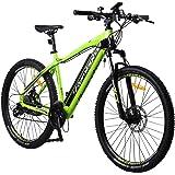 REMINGTON MTB Pro 650B E-Bike 27,5 Zoll E Mountainbike Pedelec 250 W 14,5 Ah 522 Wh