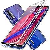 Funda para Samsung Galaxy M30s / M21 - Carcasa Completa Anti-Shock [360°] Full Body Protección [Silicona TPU Frente] y [Duro