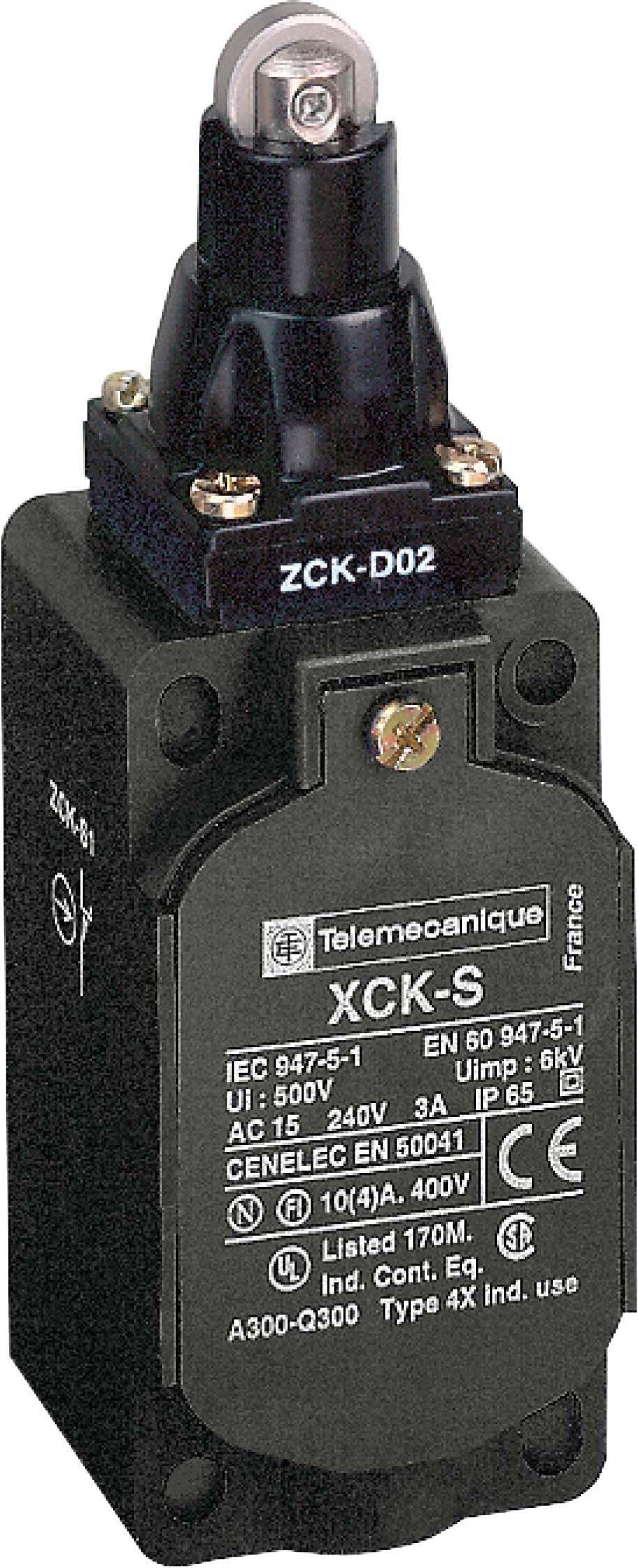 Schneider Electric xcks102h29�ex osiswitch plastica Interruttore di posizione formato standard, Ins