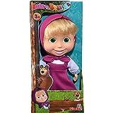 Simba Toys 109306372 muñeca - Muñecas (Multicolor, Femenino, Chica, 3 año(s), Masha, 12 año(s)) , Modelos/colores Surtidos, 1