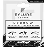 Eylure DYBROW Eyebrow Dye Kit - Black (Packaging may vary)