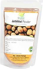 Jeyam Herbals Jathikkai Powder(Size-200G, Material-Powder, Color-Brown)