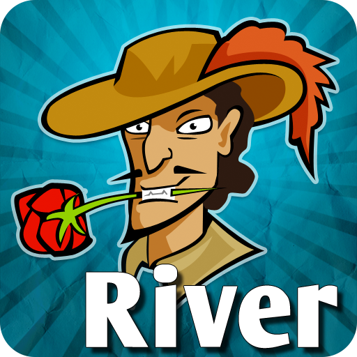 Tre moschettieri Comics: River (Full) = Aguzza la vista