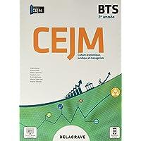 Culture économique, juridique et managériale (CEJM) 2e année BTS (2021) - Pochette élève (2021)