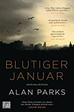 Blutiger Januar: Kriminalroman