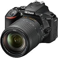 """Nikon D5600 + AF-S DX NIKKOR 18-140 mm VR, Fotocamera Reflex Digitale, 24.2 Megapixel, LCD Touchscreen 3"""", Bluetooth, SD…"""