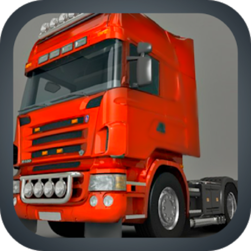 Truck Simulator Grand Scania - American Mountain