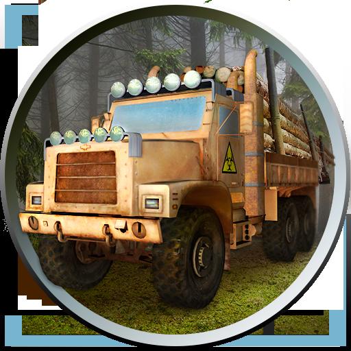 Lumberjack Log (Lumberjack Log Truck)