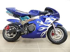 Rv Racing Pocketbike Dirtbike Pocket Rennbike Minibike 49ccm Kindermotorrad Rennmotorrad Sport Freizeit