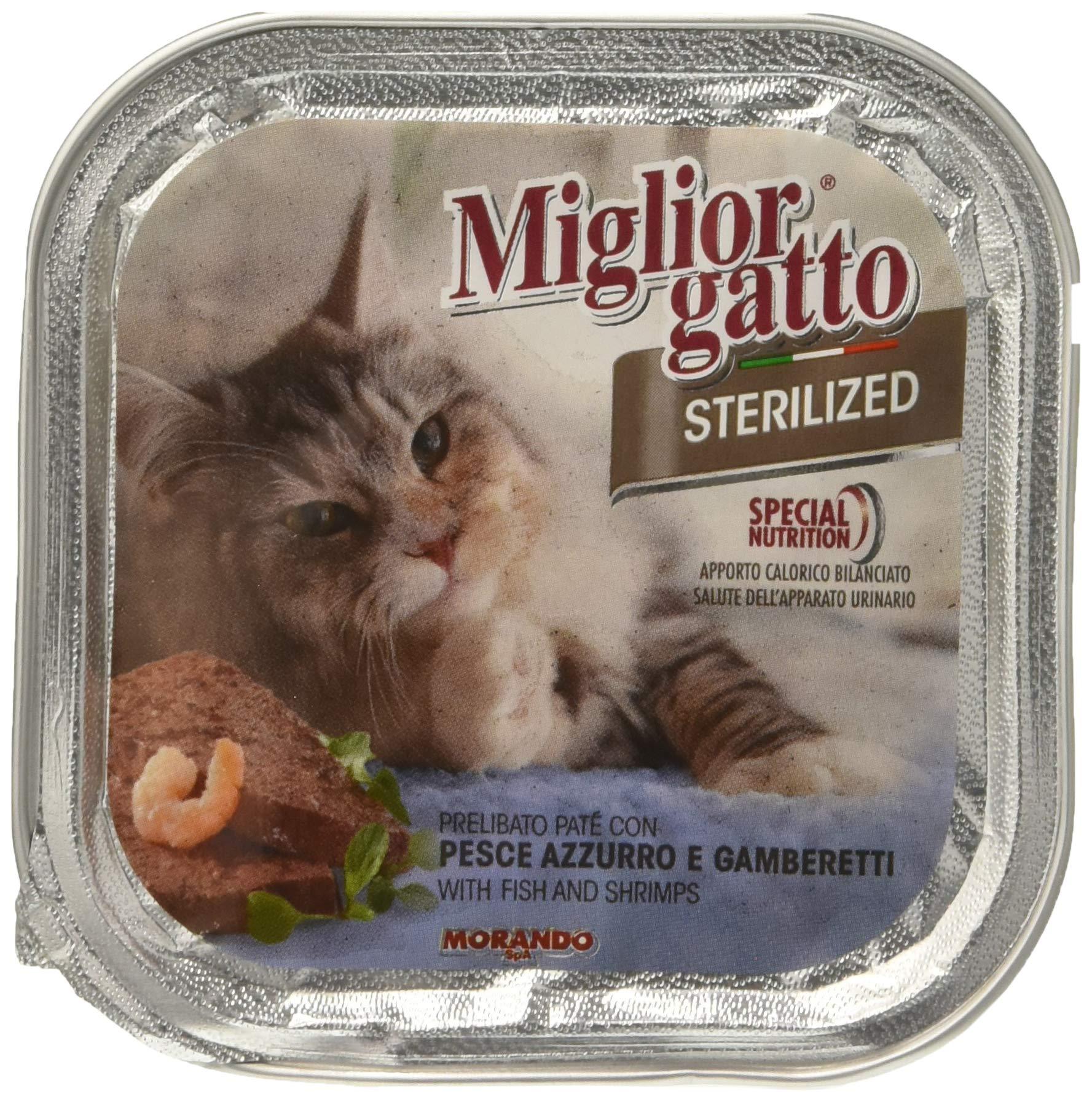 miglior cibo per gatti per il controllo del peso
