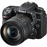 Nikon D7500 KIT AF-S DX 16-80 mm 1:2,8-4 E ED VR (20,9MP, Expeed 5 Prozessor, 4k UHD Video, ohne optischen Tiefpassfilter)