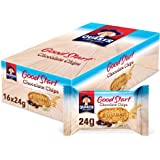 Quaker Good Start Biscuits, Chocolate Chips, 24 gm x 16