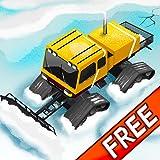 Snowcat Trail Groomer : la neve toelettatura sciistica di montagna - edizione gratuita
