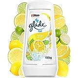 Glade By Brise Gel Solide Désodorisant, Longue Durée, Fraîcheur dans la Maison, Efficacité 1 Mois, Senteur Fraîcheur Citron,