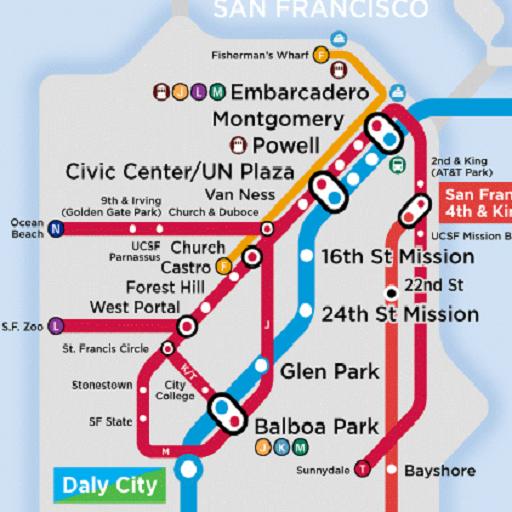 Bay Area Transit News (Bay Ac)
