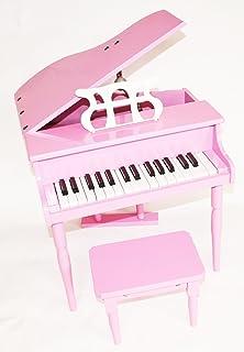 Holzspielzeug Hape Spielzeug-Flügel pink Holz Klavier mit 30 Tasten TOP