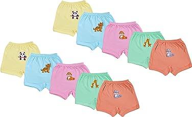 Kuchipoo Baby Bloomers- Pack of 10