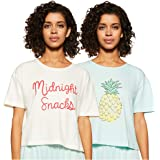 Amazon Brand - Eden & Ivy Women's Relaxed Fit T-Shirt