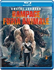 Rampage - Furia Animale  ( Blu Ray)