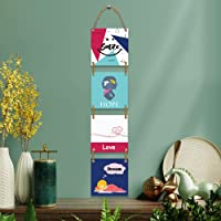 Sehaz Artworks Wooden Wall Hangings   Home Décor Items   Home Decoration Items - 4-0001