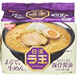 Nissin - Raoh Japanese Instant Ramen Pork Bone Soy Soup Noodles (For 5 Servings) by Nissin