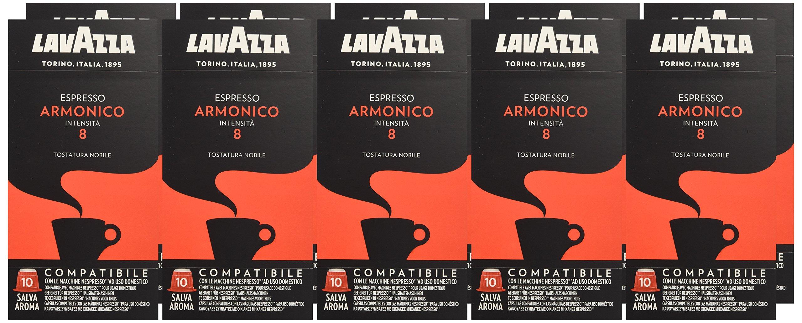 Lavazza Capsule Compatibili Nespresso 6 spesavip