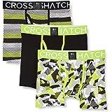 Crosshatch Men's Crystaline Boxer Shorts