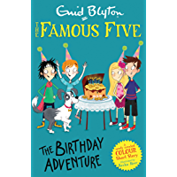 Famous Five Colour Short Stories: The Birthday Adventure (Famous Five: Short Stories Book 9) (English Edition)