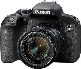 Canon EOS 800D SLR-Digitalkamera,Schwarz