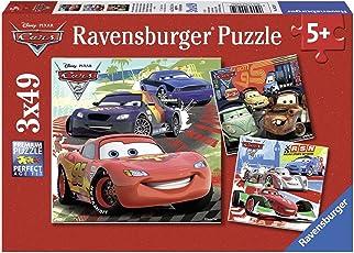 Ravensburger 09281 - Weltweiter Rennspaß