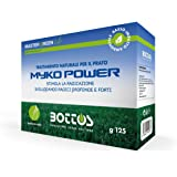 Bottos Miko Power Concime Naturale per Prato Biostimolante 125 Gr Sviluppo Radicale
