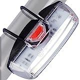 Luce Anteriore USB Ricaricabile per Bicicletta by Apace – Potente Luce di Sicurezza Anteriore per Bici – Super Luminosa 200 L